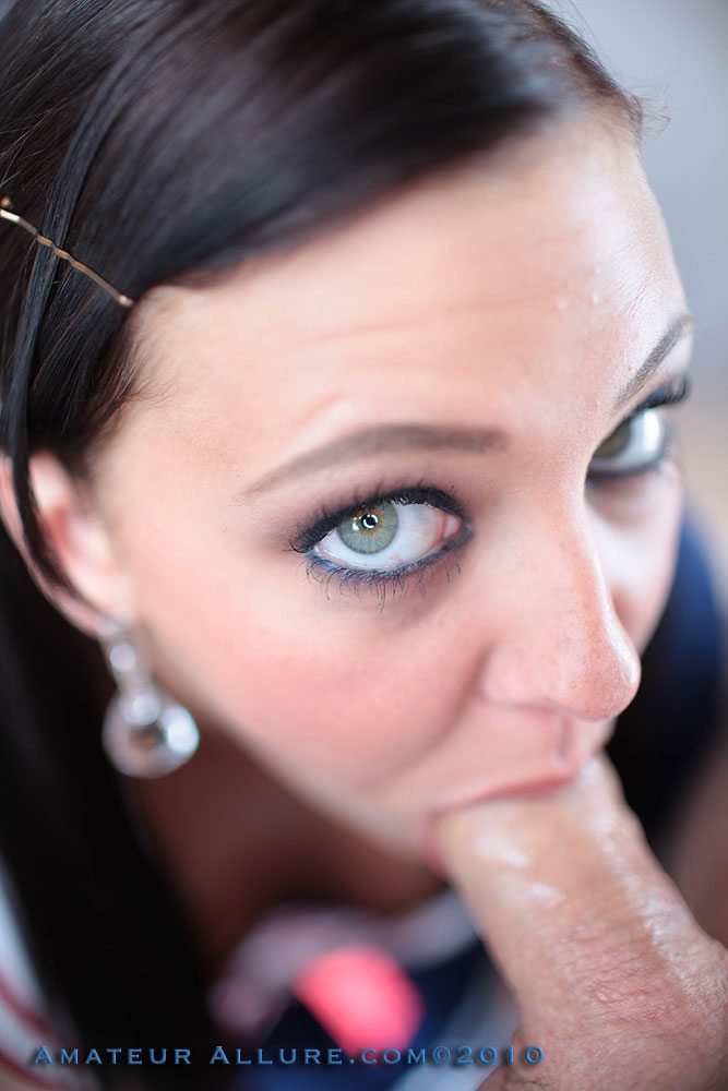 Ivy Winters Blowjob
